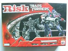 Risk Transformers, Cybertron war edition by Parker, Used