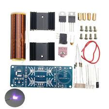 Mini Tesla Coil Plasma Speaker Kit Electronic Field Music 15W DIY Project MG
