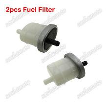 2x Gas Fuel Filter Cleaner For Yamaha 66V-24560-01-00 SUV 1200 GP1200R XLT 1200