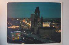 Kronfeld PAN AM Calendrier Feuille 42x33 Allemagne Berlin Mémoire église g284