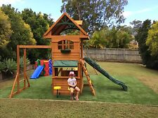 Playground Artificial Grass Canberra Cubby House Artificial Turf and Soft Fall