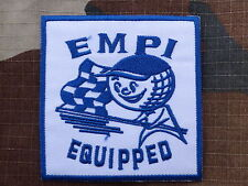 ECUSSON PATCH THERMOCOLLANT aufnaher toppa EMPI volkswagen vw coccinelle cocs
