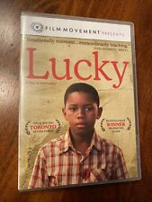 Film Movement Presents Lucky By Avie Luthra