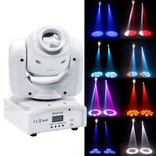70W DMX512 Moving Head Light DJ LED Bühnenbeleuchtung Spot RGBW Gobo Disco Party