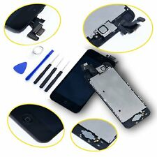 For iPhone 5 LCD Display Touch Screen Full Digitizer Assembly Replacement Black