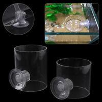 Aquarium Fish Tank Adjustable Circle Ring Fish Feeding Floating Food Feeder