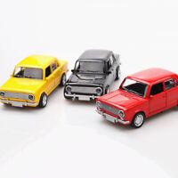 1:36 Vintage Lada VAZ-2101 Die Cast Modellauto Auto Spielzeug Model Sammlung
