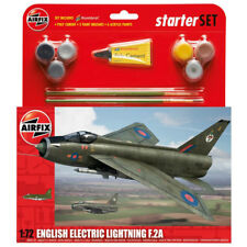 Airfix English Electric Lightning F.2A Starter Set (SCALA 1:72)