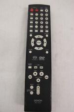 Denon Rc1017 Dvd Player Remote Control - Clean and Guaranteed