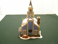 Dept 56 Deacons Way Chapel New England Village 56604 retired Mib