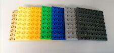 Lego Duplo Grundplatte 8x8 Bauplatte mit 64 Noppen freie Farbwahl