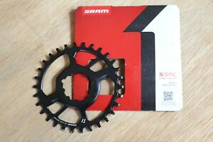 SRAM X-Sync 11-Speed Steel Direct Mount Chainring - 3mm Boost - 30t