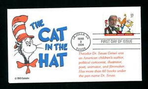 Sc. 3835 Dr. Seuss FDC - FDCo
