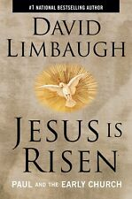 Jesus Is Risen By David Limbaugh - Hardcover - Retail $28.99