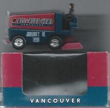 Canucks 1998 All-Star Game Vancouver Souvenir Ltd Ed Zamboni & Hockey Puck
