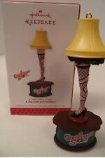 A Major Accident A Christmas Story Leg Lamp 2013 Hallmark Keepsake Ornament