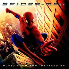 Spider-Man (2004) Movie Soundtrack CD FREE SHIPPING