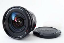 Minolta AF 20mm F/2.8 Prime Lens for Sony A Mount Excellent+++ IMJ Tested #7022