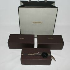 Tom Ford Empty Box Gift Set 3 Boxes 1 Paper Bag