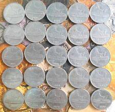 64 pcs MINT SET - 1988 1989 1990 1991 1992 1993 1994 1995 1996 1997 - 50 P Steel
