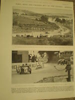 Photo article TT Motor car Race Belfast 1928 ref Y2