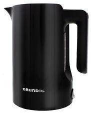 Grundig Wasserkocher Basic Serie Black Sense WK 6280 1,60 Liter 2400 Watt