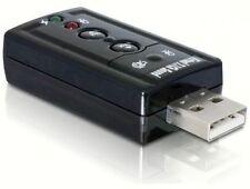 ADATTATORE AUDIO PC USB 2.0 3D SOUND AC3 VIRTUAL 7.1