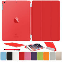 """Smart Magnetic Leather Flip Cover Stand Back Case For iPad 2/3/4/mini/Air 2/9.7"""""""