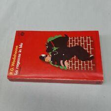 (Wodehouse) La ragazza in blu 1973 Mondadori Oscar 449