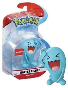 Pokémon Wobbuffet 3 Inch Series 1 Battle Figure!