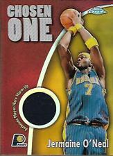 2005-06 Topps Chrome Chosen One Relics Refractors #JO Jermaine O'Neal Jersey /99