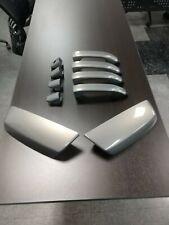 2014-2018 GM OEM Sierra Chevy Silverado Pepperdust GMU Handles & Mirror caps