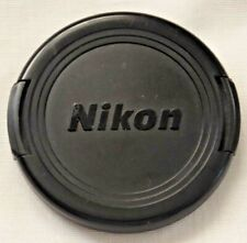 Nikon 46mm Clip on Snap on Lens Cap Protection Cover Made in Thailand   B1