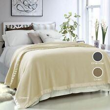 Australian Merino Wool Blend Blanket