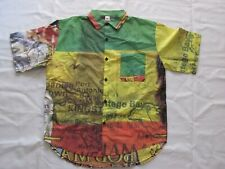 Bob Marley - Ultra Rare Vintage Shirt, Size XXL - Made IN Italy