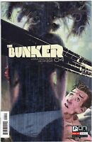 ONI PRESS COMIC THE BUNKER #4 NM UNREAD #98801-7 BR1