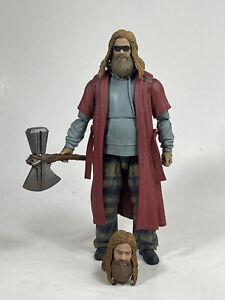 "Bro / Fat Thor Complete BAF MCU Movie 6"" Figure Marvel Legends Avengers Endgame"