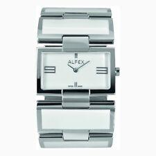 Alfex Damenuhr 5696/770 Quarz Schweizer Qualität UVP 279 EUR