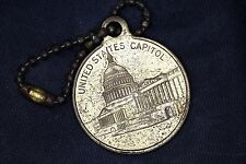 United States Capitol, The White House Coin Pendant