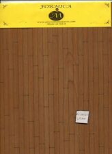 Flooring Sheet - 5904-46 Formica  Wild Cherry 180 sqin  miniature 1/12 scale USA