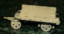MGM 080-065 1/72 Resin WWI and WWII German 30.5 cm Mortar M11 Base on Trailer