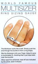 New UK Ring Sizer Finger Gauge Sizing Wedding Ring Size Engagement Ring measure