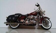 UNKNOWN BRAND 2003 HARLEY DAVIDSON ROAD KING DIECAST MOTORCYCLE
