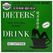 ZIO Lee's dieta Cinese Tè verde per perdita di peso Dieta Slimming le tisane