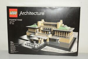 LEGO Architecture 21017 Imperial Hotel - Brand New