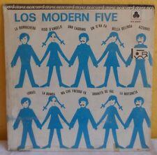 LOS MODERN FIVE SELF TITLED MEXICAN LP STILL SEALED ROCK EN ESPAÑOL