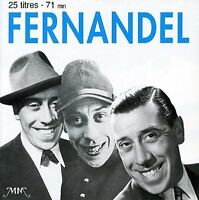 FERNANDEL - FERNANDEL NEW CD