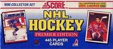 1990-91 Score U.S. Hockey Factory Set