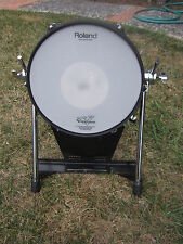 Roland KD-120 Kick Bass Drum Trigger  Kd120 BLACK