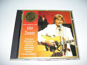 John Denver - Het Beste Van Best Of RARE DUTCH EVA CD